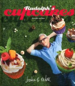 Rudolphs cupcakes, kookboek van Rudolph van Veen 24Kitchen