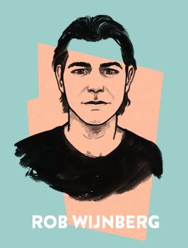 Rob Wijnberg, journalist, filosoof en initiatiefnemer van De Correspondent