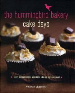Cake days, kookboek van de Hummingbird Bakery uit Londen