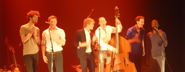 Wouter Hamel op Deventer Jazz