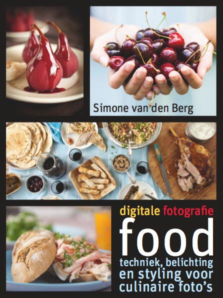 foodfotografieboek, Simone van den Berg